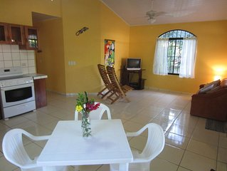 Spacious 3 Bedroom House near Curu & Isla Tortuga