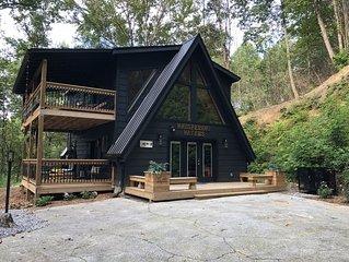 Brand New A Frame Cabin!!