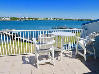 1BR/1BA | Third Floor | Large Balcony w/ Beautiful Waterfront Views