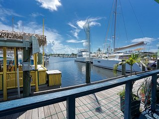 Waterfront Loft Apartment With Optional Boat Slip!