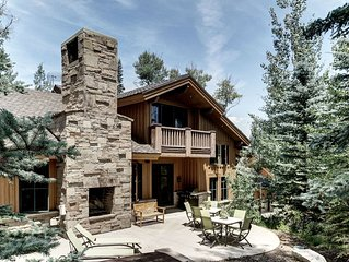 Park City Ski-In/Ski-Out Luxury Home at Canyons - Book Summer Now!