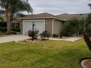 Village of Duval 3/2 home with hot tub and gas golf cart. Close to everything!