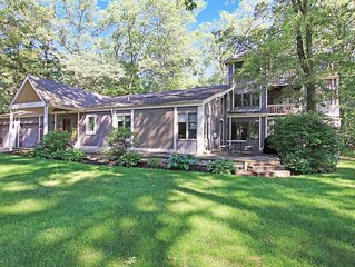 Beautiful, Spacious Home on Large Lot Near Holland State Park, Lake Michigan