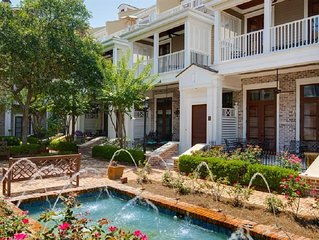 Heart of  Baytowne Wharf Village 3BR Luxury Townhome  - Miramar Beach Florida