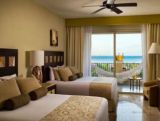 ** 5 Star Deluxe Studio * Villa Del Palmar Cancun Beach Resort & Spa