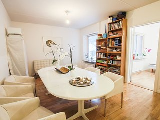 New, Modern, Secure 3 Bed/1Bath Apartment Close To Central Stockholm And Metro