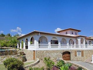VillaRosa 3 Bedr Villa. Ocean views, pool with infinity edge - Island Properties