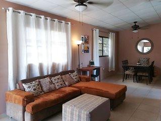 La Casita Amarilla, A Small Two Bedroom Home