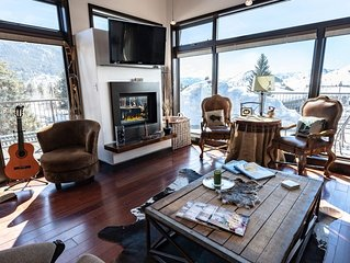 White Buffalo Club - 2 Bedroom Pearl at Jackson Penthouse