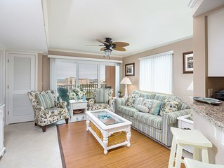 2 BR Unit With Ocean Views - Close to the Convention Center and Seacrets!