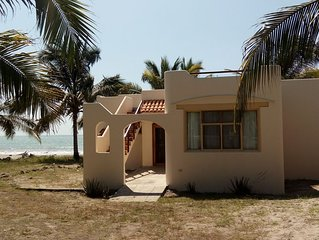 Equador Beachouse in the Sand