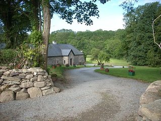 Secluded, Private Cottage on 4 Acres by a River