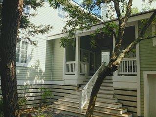 Beautiful Contemporary Bald Head Island Home - family oriented open floor plan