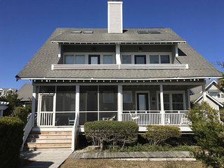 Perfect OCEANFRONT and Sunsets-Starboard Cottage