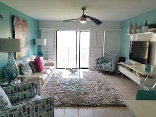 Summerhouse 430, 2 Bedroom, 2 1/2 Bath, Ocean View Condo, Steps To The Beach