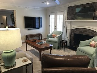 PERFECT MASTERS WEEK RENTAL CLOSE TO THE COURSE!