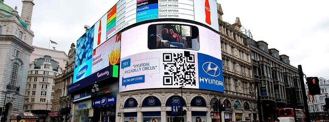 Piccadilly Circus is 10 mins on the tube from Kings Cross station.