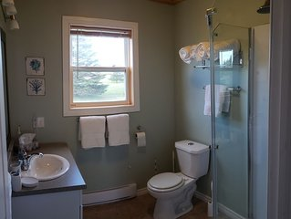 Red Sands Cottage in Bouquet Cove PEI