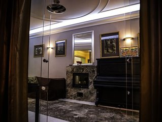 Luxury apartment on Nevsky