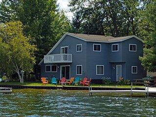 Lakefront Getaway in Michigan