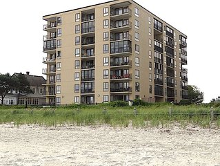 Beach Front Pine Point Vista Condo with Outdoor Pool Old Orchard Beach Maine