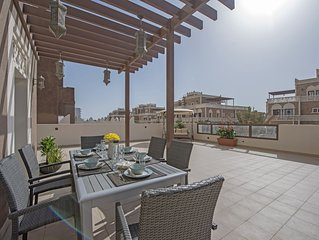 Experience Resort Lifestyle 2 BR Huge Open Terrace