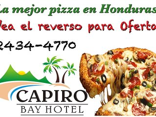 Capiro Bay Hotel Resort & Restaurant 'Mar Y Tierra