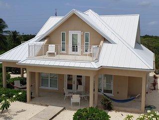 Luxury Home near Rum Point w/ Beachfront Pool, Spectacular Views, Sleeps up to 8