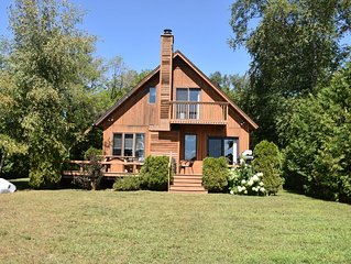 Walloon Lake cottage located on the West Arm!