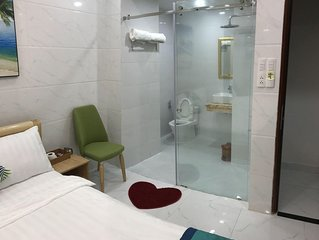 Deluxe private room  1 bed  ,1 bath , 2 guests in Hotel you and me
