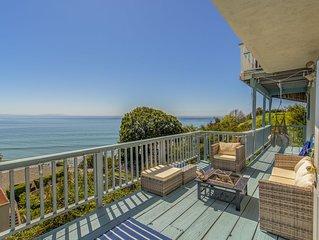 Ocean View + Beach Surfing Studio * Palisades/Malibu