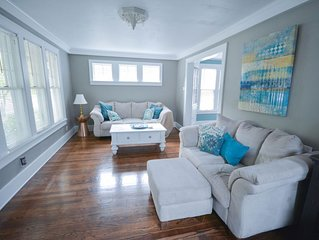Downtown Kutzky Park 4br/2ba Home, Sleeps 7, Must See