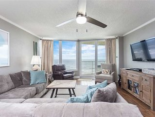 Shores Club 604, 2 Bedrooms, 6th Floor Oceanfront, Sleeps 6