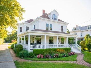 Greenport Village home for seasonal rental, good for group or extended family