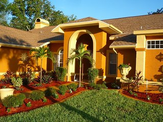 Luxurious 4BR/2BA  Pool Home  Close to Pine Island beach and Shopping Mall