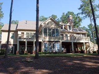 Lux on Ritz Carlton Golf, Pool, Poker & Fooze Tables, 3 patios, WiFi & Biz Ready