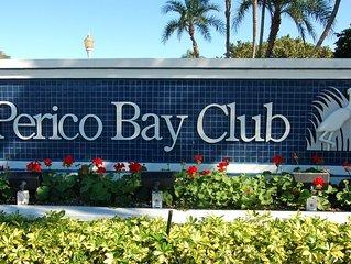 Perico Bay Club Open Floor Plan 2 Bedroom 2 Bath Florida Gulf Coast Condo