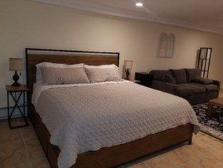 Quality Comfortable Cribs 18-B Space Basement Studio