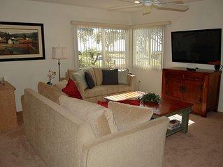 Coastal Accommodations: Fun, Romance, Steps to Beach, Ht'd Pool, Ocean View!!