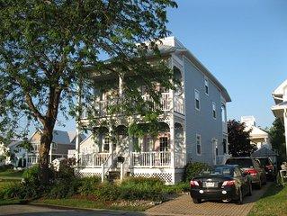 CBTYC: Resort living, steps from the beach!