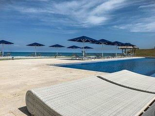 Beach Apartment 4 Bedrooms - CASAMAR Beachfront & Golf Club - San Carlos Panama