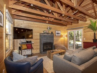 O'Brien's Den: Cozy, Comfy, and Fully Updated Cabin on the West Shore