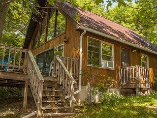 Chalet on the Lake:'The Ideal Romantic Seneca Lake Getaway'