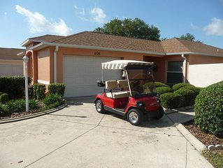May special..$2,000/$600week.  2&2, Pet Friendly, Golf cart, Temp. ID's.