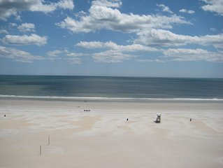 Deluxe Shell Island Condo Ocean Front Condo ! Great Fall Rates! Relax and Enjoy!