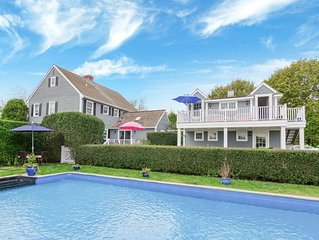 Great Vacation Home in the Heart of Watermill, Newly Renovated, Amazing Sunsets