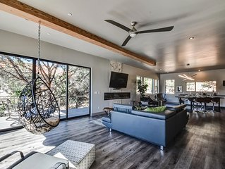 RED ROCK EXPERIENCE 65 -- STUNNING 3 bed, 2 bath home w/excellent red rock views