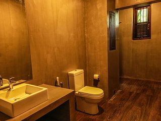 Situated in Unawatuna, 3.6 km from Galle Light house,Couples particularly like .