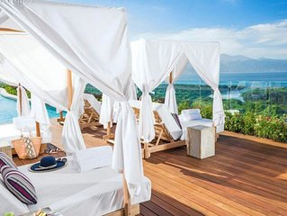 Grand Luxxe Nuevo Vallarta 4 bdrm residence 6000 sq ft