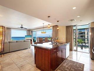 Maui Westside Prop. Honua Kai H509- Indoor Ocean Views - Wrap Around Lanai